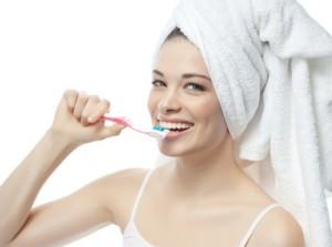 Zahnputztechnik - Gründliches Zähneputzen ist wichtig für unsere Zahngesundheit.