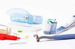 Werkzeuge zur Reinigung der Zahnzwischenräume