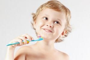 Zahnputztechnik - Spielend lernen hilft, Kinder zum Zähneputzen zu motivieren