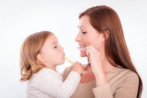Für Klein und Groß gilt: Munhygiene ist wichtig