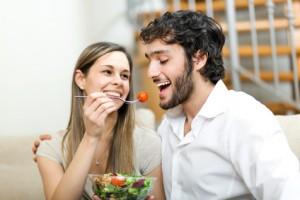 Eine gesunde Ernährung ist auch für unsere Zähne wichtig